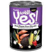 キャンベル Well Yes!(ウェルイエス) スウィートポテトのコーンチャウダー 3缶