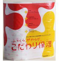 トイレットペーパー 4ロール入 パルプ ダブル 30m フラワーフィールの香り ふっくらやわらかこだわり保湿 1パック(4ロール入) 河野製紙