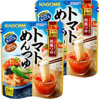 カゴメ トマトめんつゆ 2袋(50g×4食)