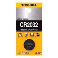 東芝 コイン形リチウム電池 CR2032EC 1箱(25個:5個入×5パック)