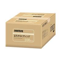 【アウトレット】ドトール ドリップパックまろやかブレンド 1箱(100袋入)
