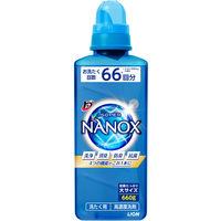 トップ スーパーNANOX(ナノックス) 本体 大 660g 1本 衣料用洗剤 ライオン