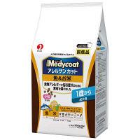 メディコート アレルゲンカット 魚&お米 1歳から 成犬用 3Kg 1袋 ペットライン