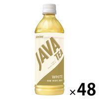 大塚食品 ジャワティーストレート ホワイト 500ml 1セット(48本)