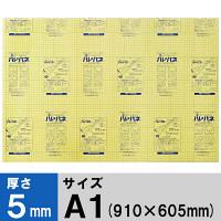 プラチナ万年筆 ハレパネ(R) 厚さ5mm A1(910×605mm) AA1-5-1400 10枚
