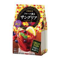 日東紅茶 フルーツ香るサングリア 1パック(10本入)