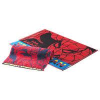 【アウトレット】スパイダーマン バスマット&タオルセット SE613200 1セット(2枚:2種×各1) 林