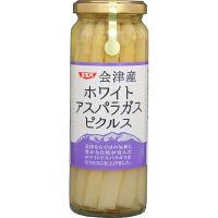 会津産ホワイトアスパラガスピクルス 110g