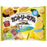 不二家 カントリーマアム(バニラ&爽やかレモン) 1袋
