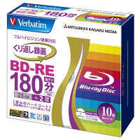 BD-RE 録画用10枚ケース