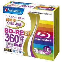 BD-RE DL録画用10枚ケース