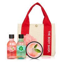 【数量限定】ザ・ボディショップ (THE BODY SHOP) スペシャルキット ピンクグレープフルーツ シャワータイムセット