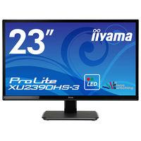 iiyama 23型ワイド液晶ディスプレイ XU2390HS-B3 1台
