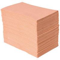 ビー エス エーサクライ 紙エプロン ピーチ 1ケース(500枚入×4箱)