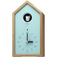 リズム時計 クオーツ掛置兼用カッコー時計