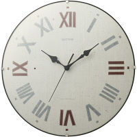 【アウトレット】リズム時計 カフェスタイル131 電波掛時計 1個 8MYA20RH01