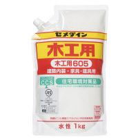 セメダイン セメダイン 木工用605スタンドパック 1kg AE-331 1袋(1kg)