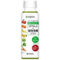 果実スムージーミドリムシ×植物発酵エキス 1本 ユーグレナ ダイエットドリンク・スムージー