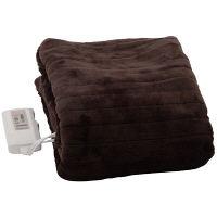 山善 電気敷毛布(140×80cm)