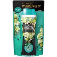 レノアハピネス アロマジュエル エメラルドブリーズの香り 詰め替え 455ml 香り付け専用 P&G