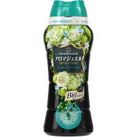 レノアハピネス アロマジュエル エメラルドブリーズの香り 本体 特大 885ml 香り付け専用 P&G