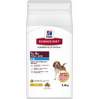 【お試し価格】SCIENCE DIET(サイエンス・ダイエット) ドッグフード アダルト 小粒 成犬用 1.4kg 1袋 日本ヒルズ・コルゲート
