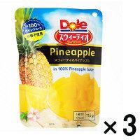 ドール スウィーティオパイナップル 3袋