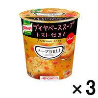 味の素 クノール スープDELI ブイヤベーススープトマト仕立て 3個