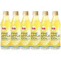 ドール パイナップル100%ジュース 350ml 1セット(6本)