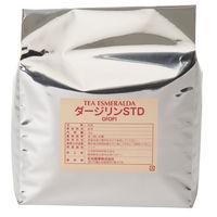 【大容量】紅茶 茶葉 TEA ESMERALDA ダージリンSTD(スタンダード)  1袋(1kg)