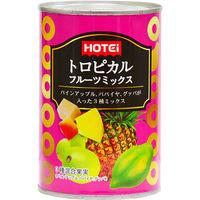 ホテイ トロピカルフルーツミックス425g 1缶