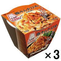 ミツカン 具入り調味料 CUPCOOK(カップクック) 豚キムチ炒めのたれ 1セット(3個入)