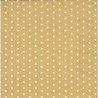 ナプキン スモールドットゴールド 1袋(10枚) アームカンパニー