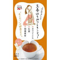 「冷え知らず」さんの生姜はちみつレモンティー スティック 7本入 永谷園 栄養補助食品