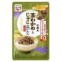 永谷園 日本を味わうソフトふりかけ 茎わかめとじゃこの炊いたん 1個