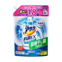 アタック 抗菌EX スーパークリアジェル 詰め替え 超特大 1.35kg 1個 衣料用洗剤 花王