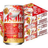 アサヒ クリアアサヒ 秋の膳 350ml 48缶