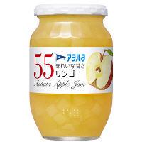 アヲハタ 55 リンゴ 400g 1個