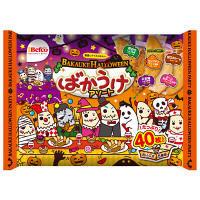 栗山米菓 ばかうけハロウィン 1袋
