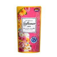 フレグランスソフター スウィートフローラルの香り 詰め替え 500ml 1個 柔軟剤 日本合成洗剤