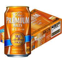 サントリー 数量限定 ザ・プレミアム・モルツ 香るエール芳醇 350ml 24缶