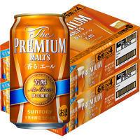 サントリー 数量限定 ザ・プレミアム・モルツ 香るエール芳醇 350ml 48缶