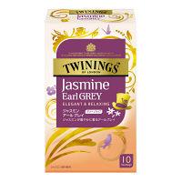 トワイニング ジャスミン アールグレイ ティーバッグ 1箱(10バッグ)