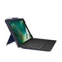 Logicool ロジクール iPadPro10.5インチ用キーボード付きケース SLIM COMBO iK1092BLA ブルー 1個