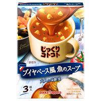 ポッカサッポロ じっくりコトコトブイヤベース風魚のスープ箱 1個