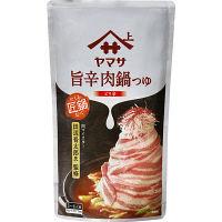 ヤマサ醤油 匠鍋 旨辛 肉鍋つゆ 750gパウチ 1袋