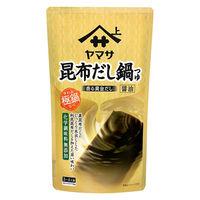 ヤマサ醤油 極鍋 昆布だし鍋つゆ醤油 750gパウチ 1袋