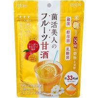 vegie(ベジエ) 菌活美人のフルーツ甘酒 150g KIYORA