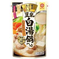 キッコーマン 贅沢だしがおいしい 豆乳白湯鍋つゆ 1袋