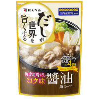 にんべん 阿波尾鶏コク味醤油 1袋